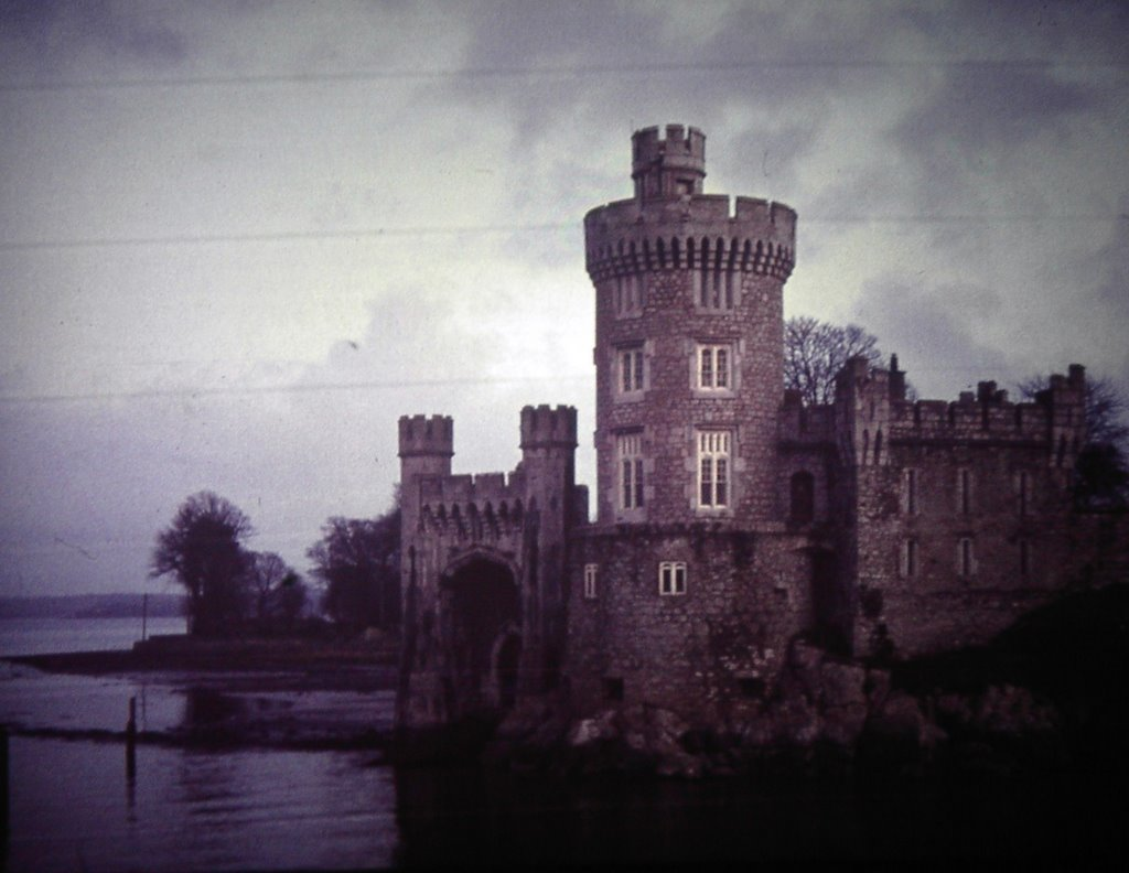 Black rock castle Cork Ireland
