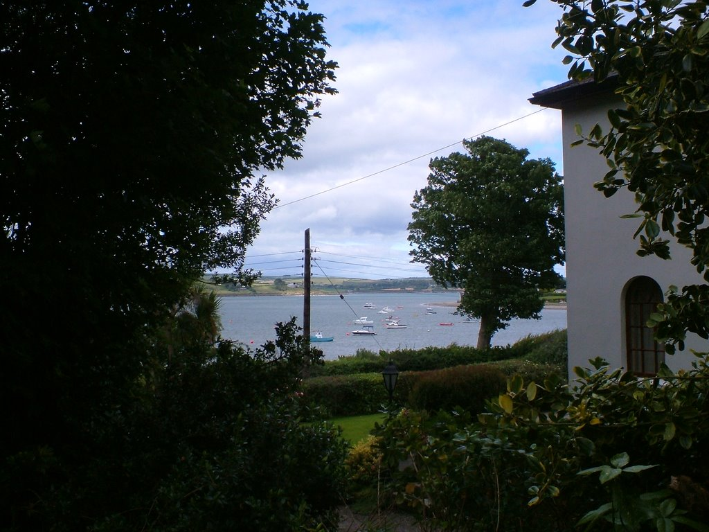 View from Coffee shop Courtmacsherry