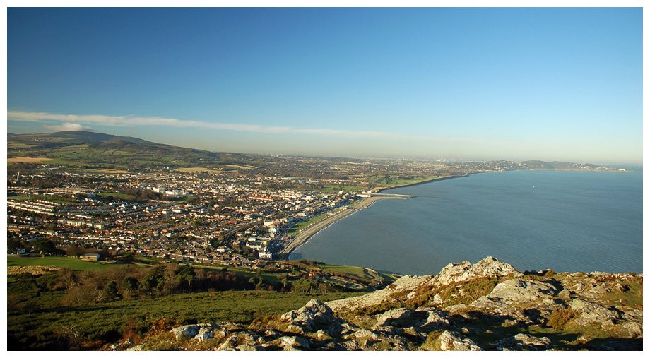 View from Bray