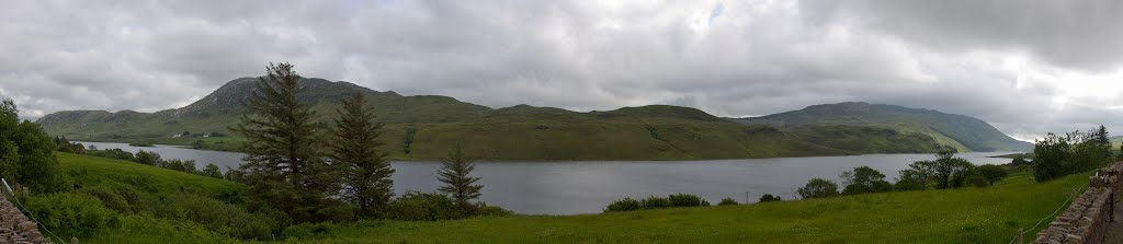 Lough Finn near Fintown