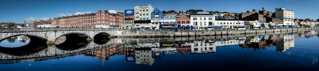 Reflecting on Cork City