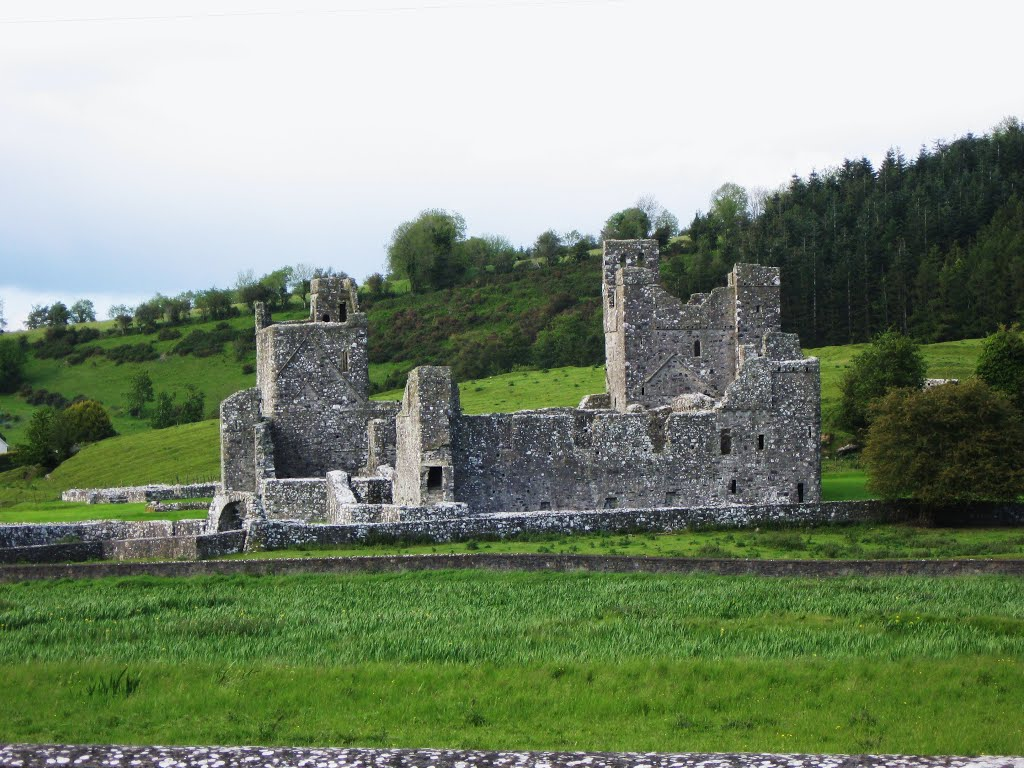 Fore Abbey County Westmeath  Ireland