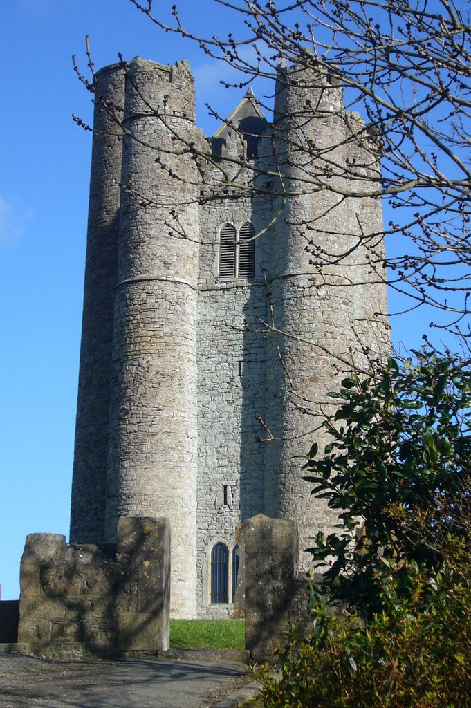 Round Towers of Lusk