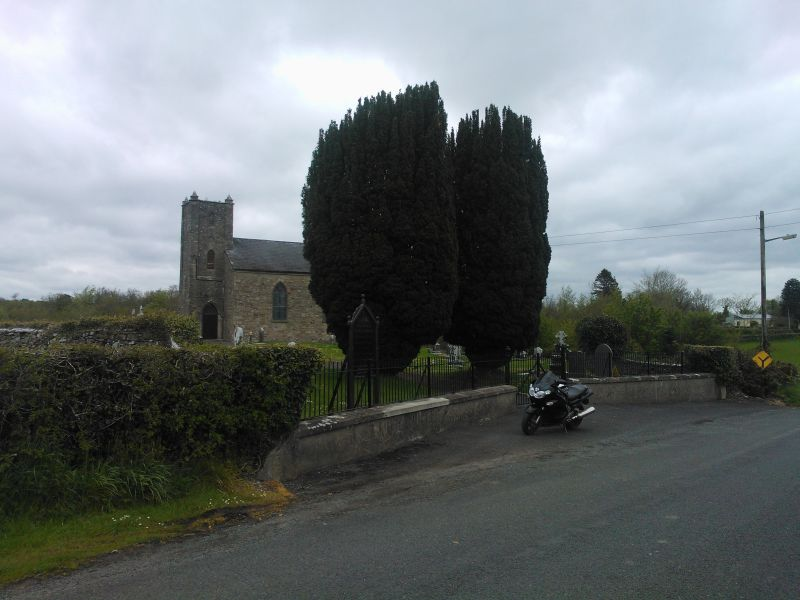 Bourney Church, Ballyhenry