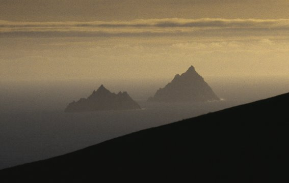 Skellig Islands, Co Kerry, Ireland