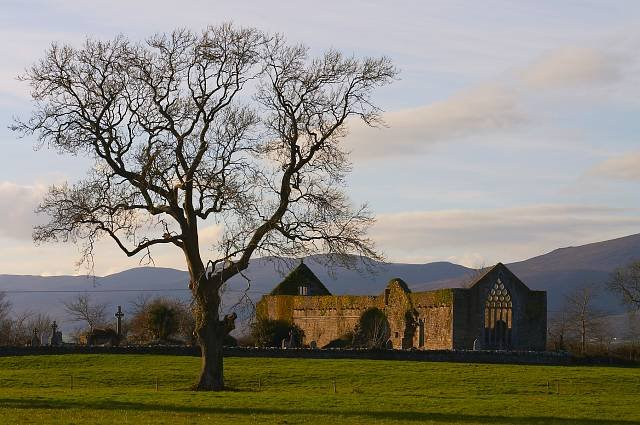 Killagha Abbey, Milltown