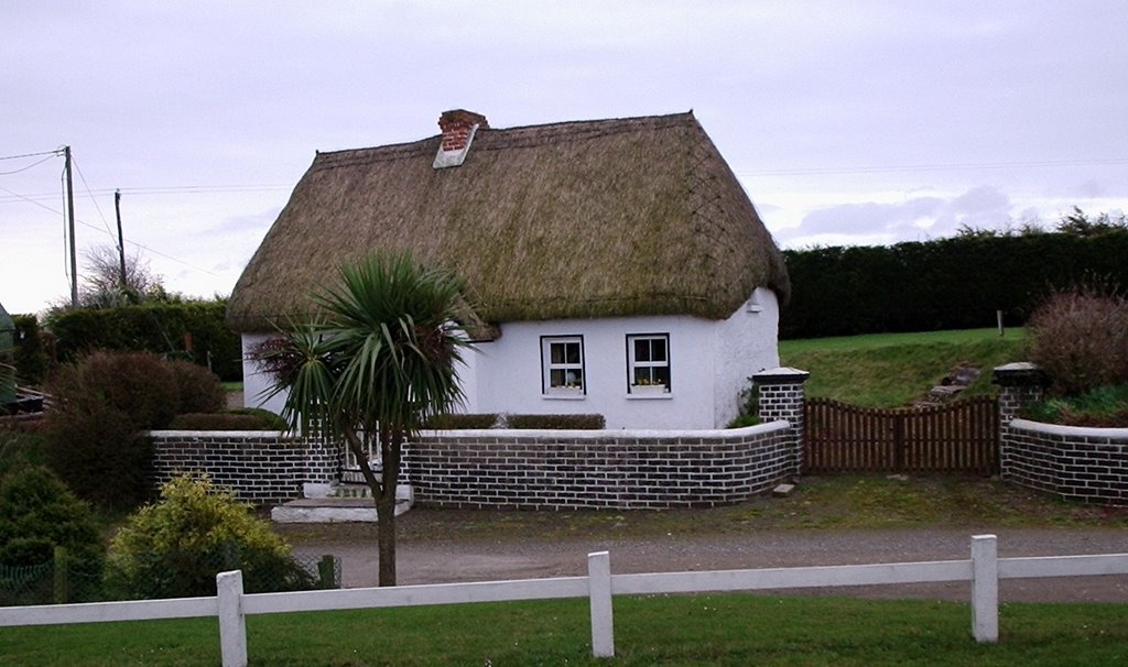 Tatched Cottage Wexford Ireland