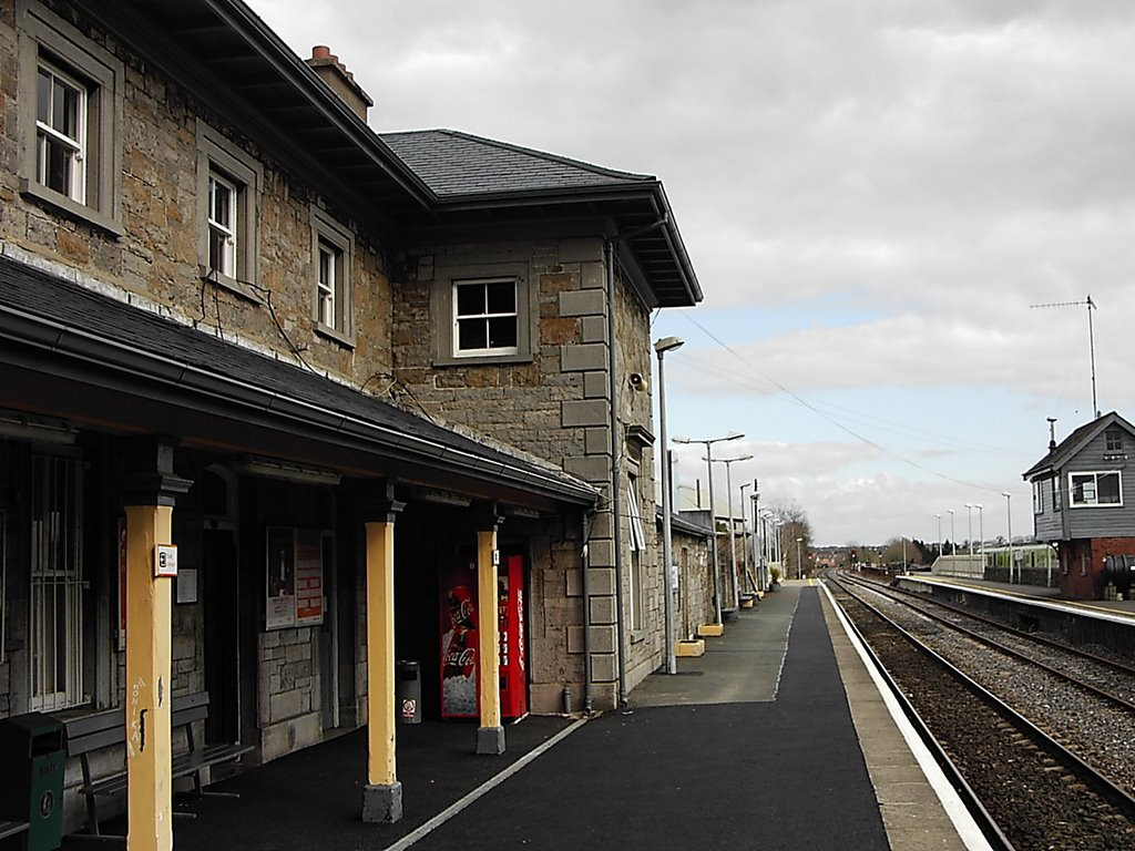 Longford - The Trainstation