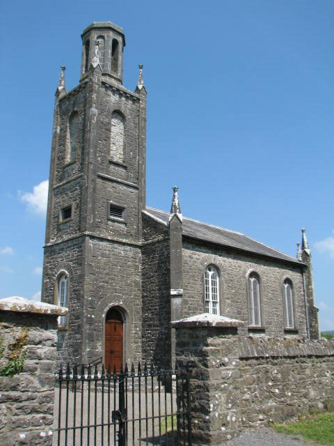 church of ireland kilfane
